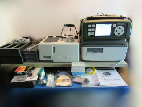 Inficon Hapsite ER Chemical Identification System + Headspace Sampling + Extras