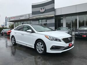 2016 Hyundai Sonata 2.0T Sport Ultimate w/Colour Pack