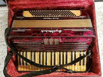 Vintage Royal Standard Grand Concert Piano Accordion Bell Accordion Ltd SURBITON