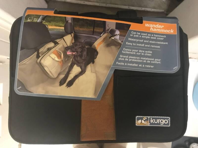 KURGO Wander Hammock  Dog Large Waterproof Car Seat Cover NEW$139 | Pet  Products | Gumtree Australia Inner Sydney   Potts Point | 1199451694