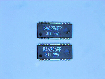 Ba6296fp Original Rohm 28p Smd Ic 2 Pcs