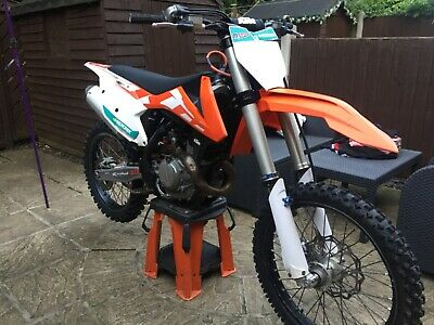 KTM 450 sxf 2016 road registered