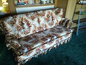 Big old comfy pull out couch