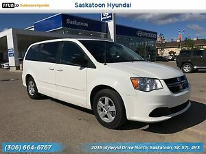 2012 Dodge Grand Caravan SE/SXT PST Paid - Bluetooth - Stow n Go