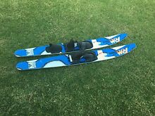 Ron  Mark's children waterskis for sale Edgeworth Lake Macquarie Area Preview