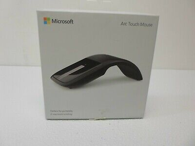 Microsoft Arc Touch Mouse Black RVF-00052