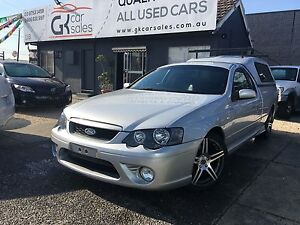 2006 FORD Falco XR6 Ute LPG **Finance or * Rent to Own $103pw** Dandenong Greater Dandenong Preview