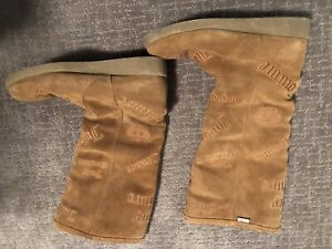 Juicy Couture like new boots - size 8