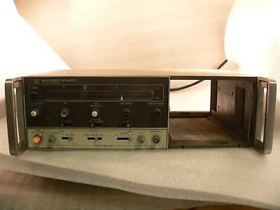 Hewlett Packard 8620c Sweep Oscillator