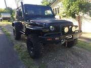 Jeep Wrangler TJ - NEED GONE Indooroopilly Brisbane South West Preview