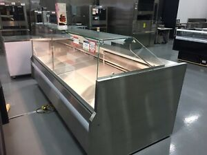 Meat Salad and Deli Display Coolers with Warranty NeW