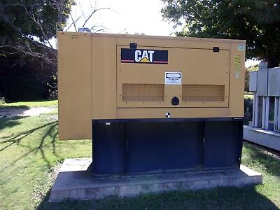 Caterpillar Diesel Generator Model D60-4s