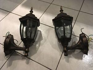 Lampes extérieur - intérieur