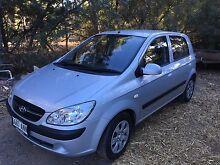 2009 Hyundai Getz Kanmantoo Mount Barker Area Preview