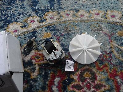 Universal Bathroom Vent Fan Ventilator Motor 50cfm For Broan Nutone Fd0028 120v