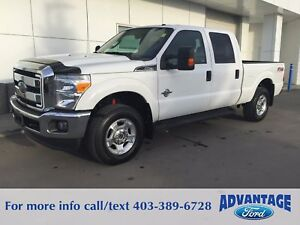 2015 Ford F-250 XLT Power Stroke V8 Diesel - Low kms!