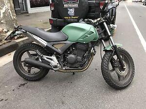 Honda CBF250 Scrambler Custom MUST SELL