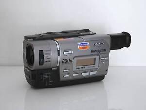 Sony Handycam CCD-TRV317E Digital8 Hi8 8mm Camcorder Video Camera Sydney City Inner Sydney Preview