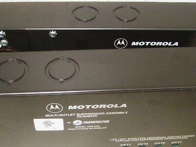 MOTOROLA - RLN4924A - MULTI-OUTLET SUPPRESSOR ASSEMBLY - OP8-20B  Motorola Outlet
