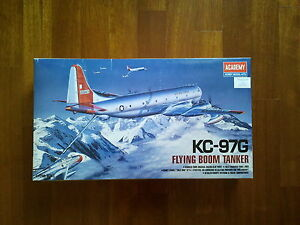 ACADEMY 1:72 KC-97G FLYING BOOM TANKER MODEL KIT AEREO ENORME!! - Italia, Italia - ACADEMY 1:72 KC-97G FLYING BOOM TANKER MODEL KIT AEREO ENORME!! - Italia, Italia