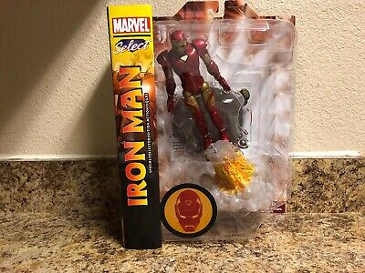 Marvel Select Iron Man 8 Inch Action Figure