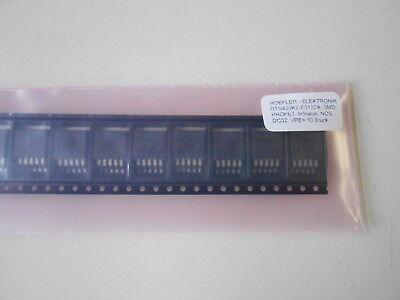 10 St.  BTS 430K2, PROFET, Infineon, SMD (Lagerf. B379) !!