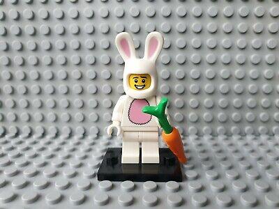 Lego Figur Serie 7 MANN IM HASENKOSTÜM Sammelfigur (Hase Kostüm Mann)