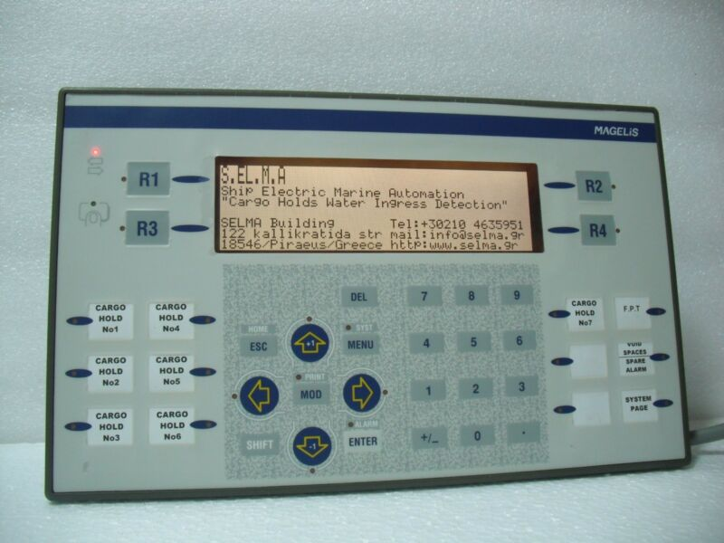 Telemecanique Magelis Modicon Xbt Pm027010 Operator Interface 24v 15w V2.2