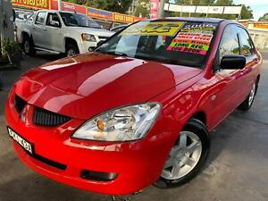 MITSUBISHI LANCER 2006 MY07 2.4 LITRE MIVEC LOW 189,859 KLMS LONG APRIL 2021 REGO* FREE 5 YEAR WARRA Bass Hill Bankstown Area Preview