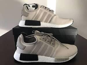Adidas NMD R1 (Ash/White-Burgundy) Richmond Yarra Area Preview