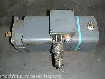 Siemens Permanent Magnet Motor 1ft5074-0ac01-0-z Z G44 H40 Encoder R0d 320 B