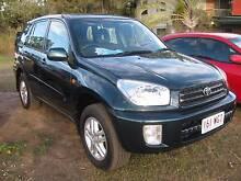 Really nice 4x4 2003 Toyota RAV4 Wagon - (see images) Kensington Bundaberg Surrounds Preview