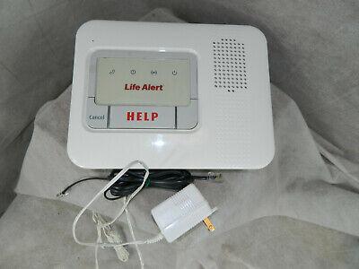 Visonic Amber GSLA Voice Emergency Signaling Equipment #315 Life Alert Response