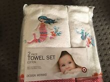 Brand new 2 piece towel set for baby's Henley Brook Swan Area Preview