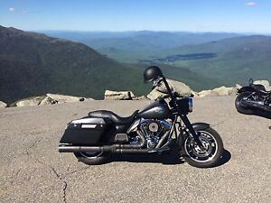 2010 road king for sale price reduce