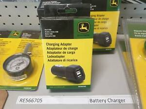 RE566705 Dual USB Charger with fuse protection. Rutherford Maitland Area Preview
