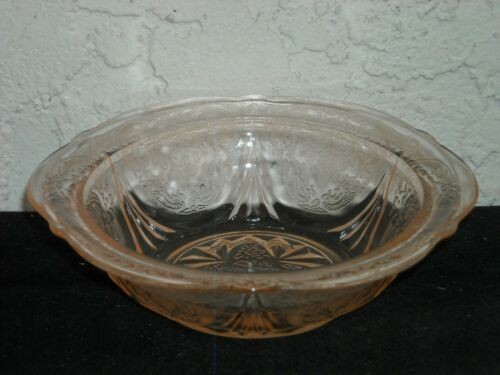 Royal Lace Berry Bowl  Pink
