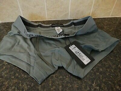 NWT Emporium Armani men's stretch cotton trunk size S (Men Emporium)