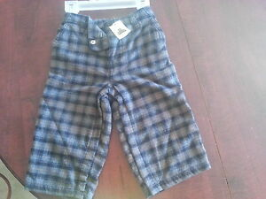 Lined GAP pants