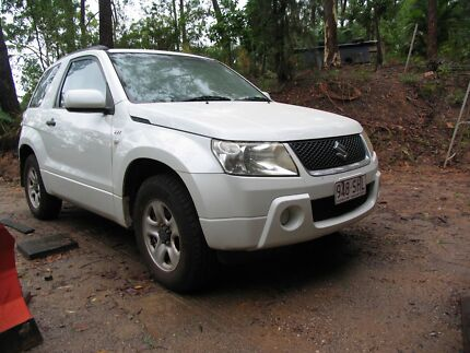 Suzuki Grand Vitara, 2007, 3 door