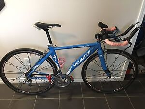 SPECIALIZED Transition Tri Bike - Great Deal!!