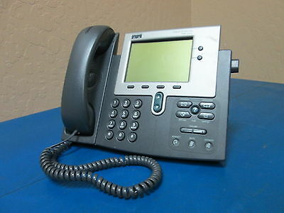 Cisco Systems 7940 Cp-7940g Ip Business Phone Sn Fch10169zyk