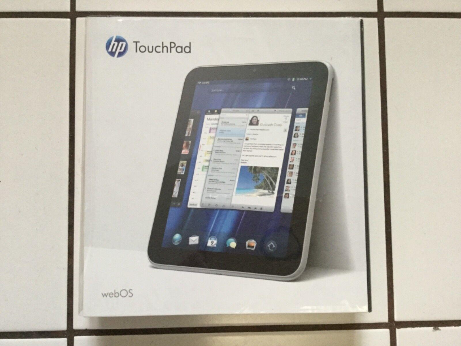 HP TouchPad FB425UA 64GB, Wi-Fi, 9.7in WHITE