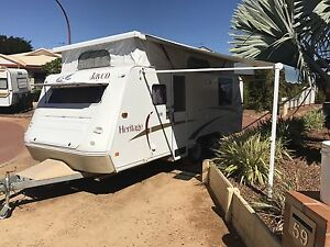 Jayco Heritage Karratha Roebourne Area Preview