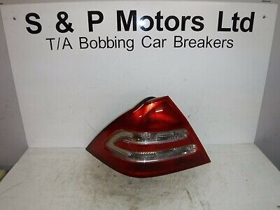 Mercedes C Class W203 01-03 NS Rear Light 2038200164 for sale  Shipping to Ireland