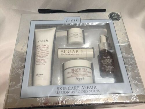 Fresh Skincare Affair Gift Sets BRAND NEW IN BOX. $96 Value