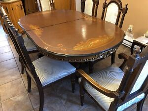 Classic Dining Table/Kitchen - real wood