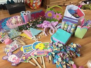 Lot of Easter Decor/Supplies