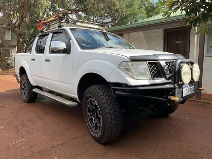 Nissan Navara D40 - STX Perth Perth City Area Preview