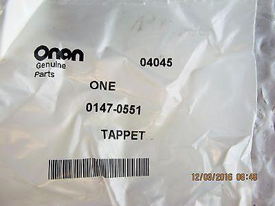 Onan Dje Diesel Gen Set Injector Valve Assembly Using Kiki Pump 147-0551 A1s4